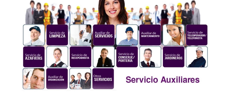 Servicios auxiliares Alarmas GAMA